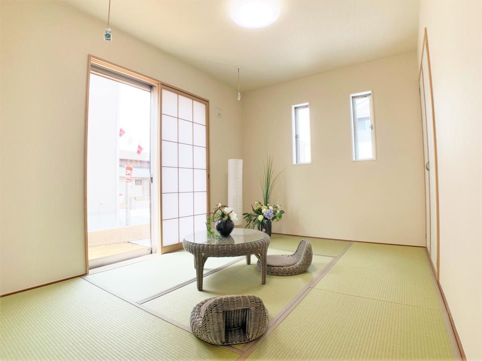 【KEIAI】 - FiT- ◆富塚町23期◆全5区画◆ケイアイネットリアルティ1st 2号棟