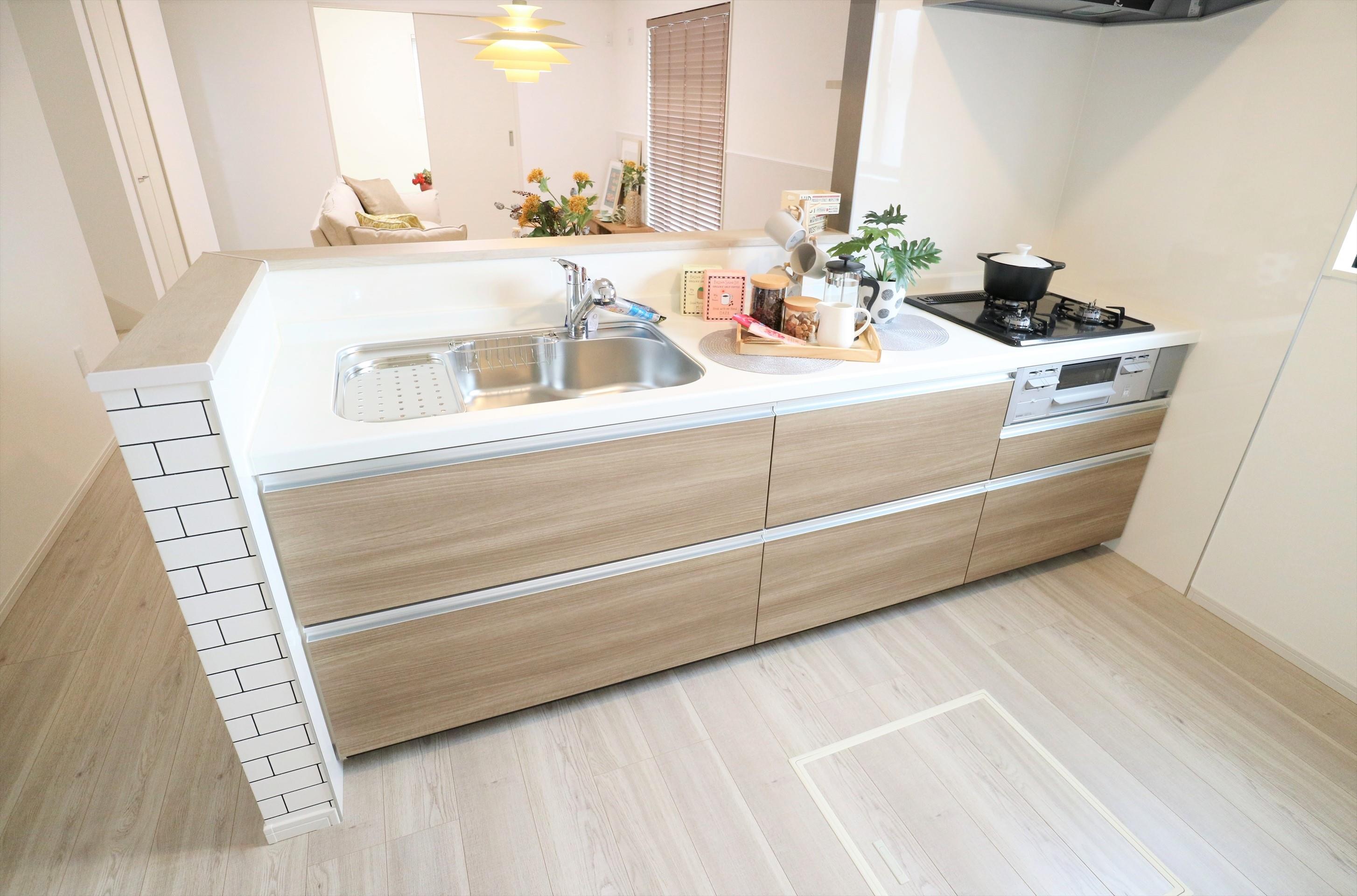 キッチン ※当社施工例