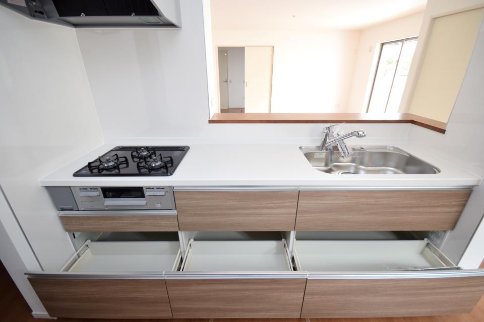 浴室◆浴室|浴室乾燥暖房機対なので、雨の日でも洗濯物を乾かすことができます!