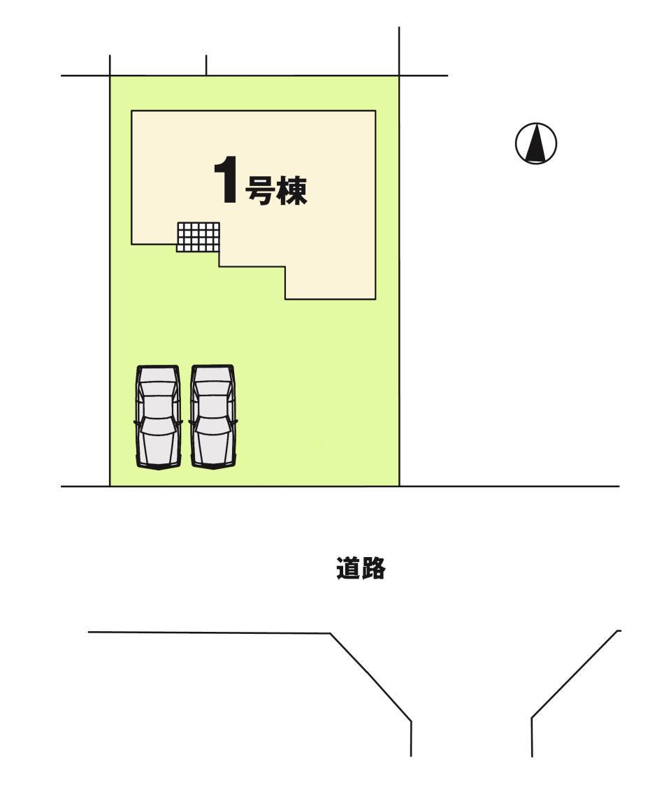 【KEIAI】 BIG HOUSE つくば市大砂1期 1号棟