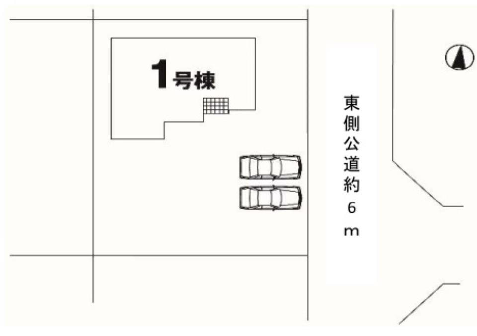 【KEIAI】 BIG HOUSE 伊勢崎市馬見塚町1期 1号棟