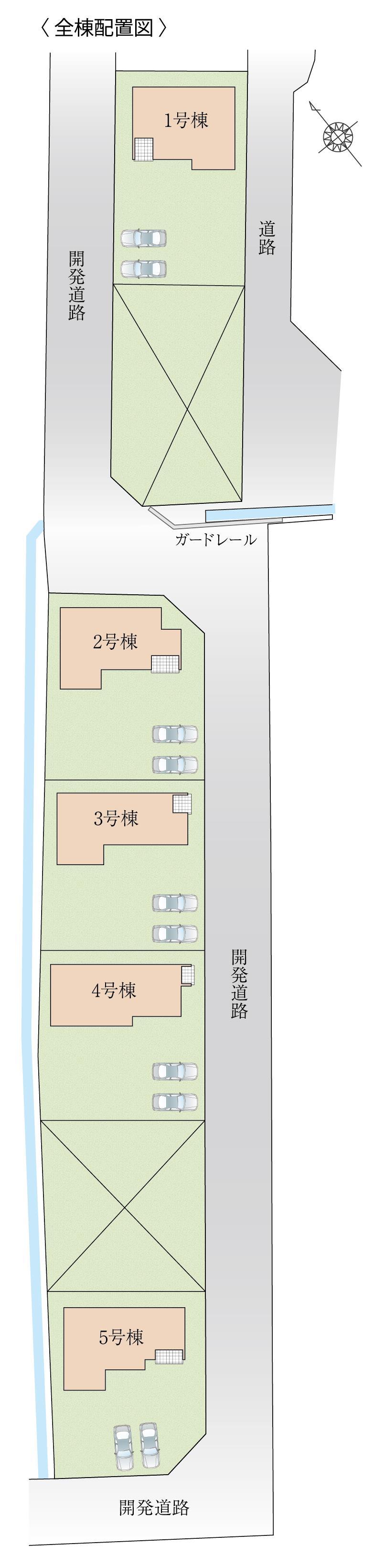 【KEIAI】 -和楽- 栃木市沼和田町7期(1号棟)