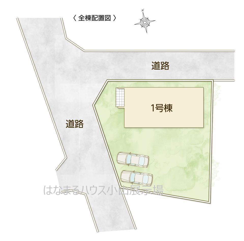 【KEIAI】 -和楽- 小山市間々田15期 1号棟