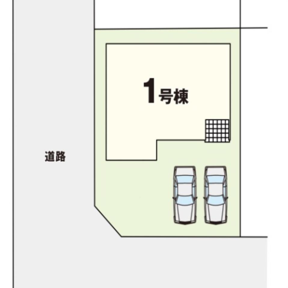 【KEIAI】 -Ricca- つくば市高見原2期 1号棟