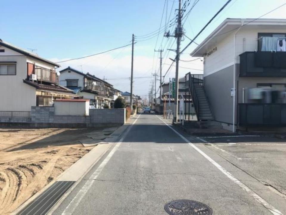 閑静な住宅街、徒歩圏内周辺施設も充実しており、暮らしやすい環境です(*^^*)  ☆2021.1.15撮影
