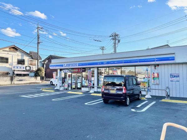 ローソン高崎剣崎店(24時間営業 ○徒歩圏内にコンビニがあるのは便利で嬉しいですね♪)