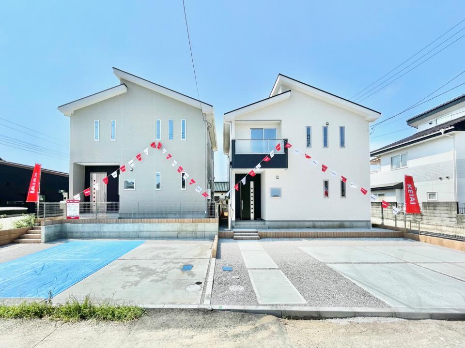 大八木町に全2棟現場新登場!南側に広いお庭のあるお家が建つ予定です(^^)お気軽にお問い合わせください♪