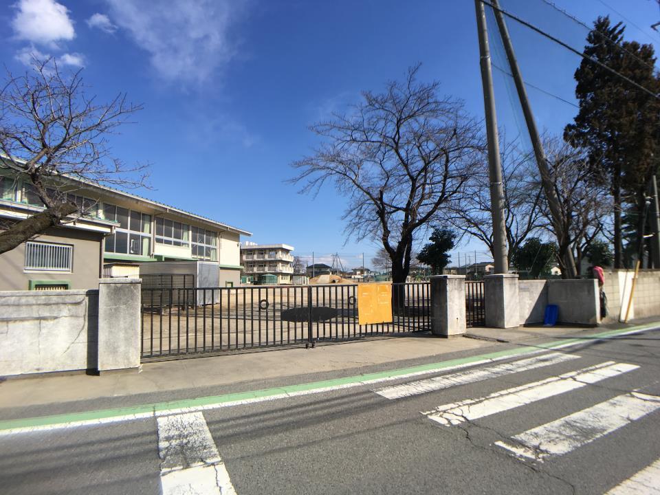 前橋市立駒形小学校  /1120m