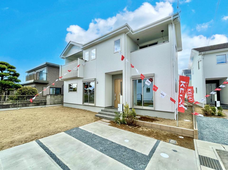 【KEIAI】 - FiT- 前橋市下細井町8期2号棟 2号棟