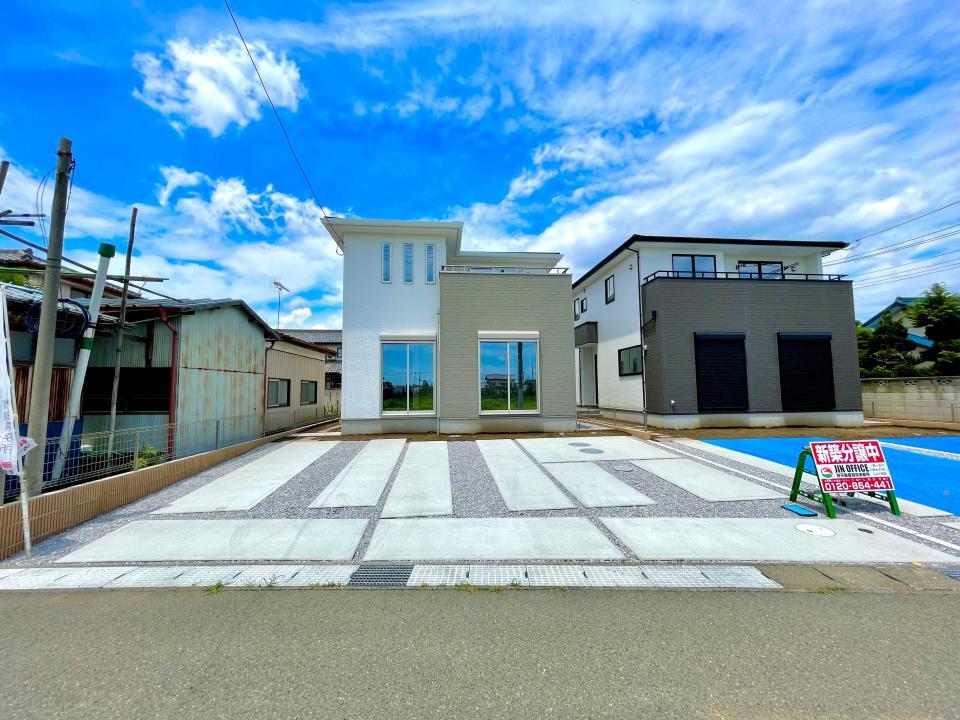 【KEIAI】 BIG HOUSE 前橋市駒形町1期