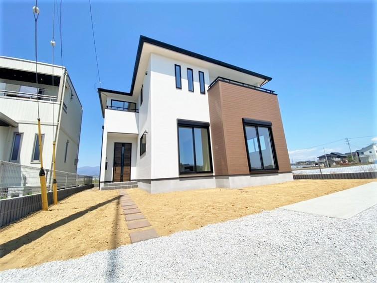 【KEIAI】 BIG HOUSE 伊勢崎市堀下1期1号棟