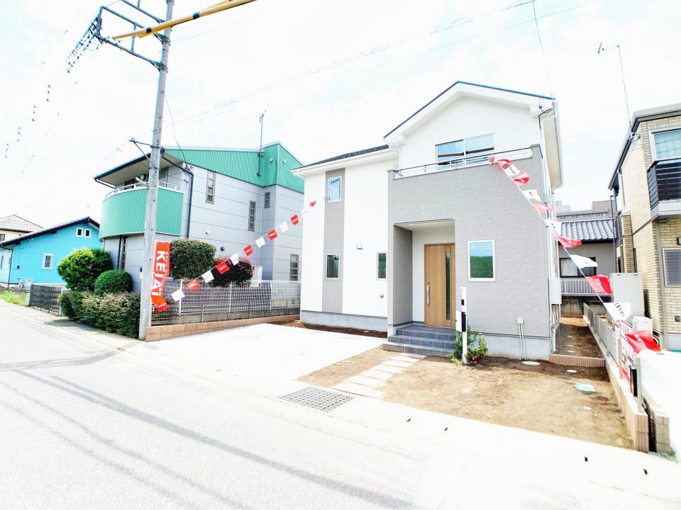 【KEIAI】 - FiT- 伊勢崎市太田町15期 1号棟