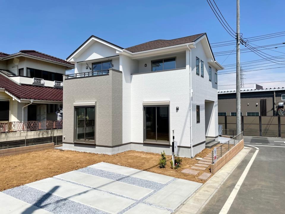 【KEIAI】 - FiT- 【KEIAI】-FiT-邑楽郡大泉町坂田2期