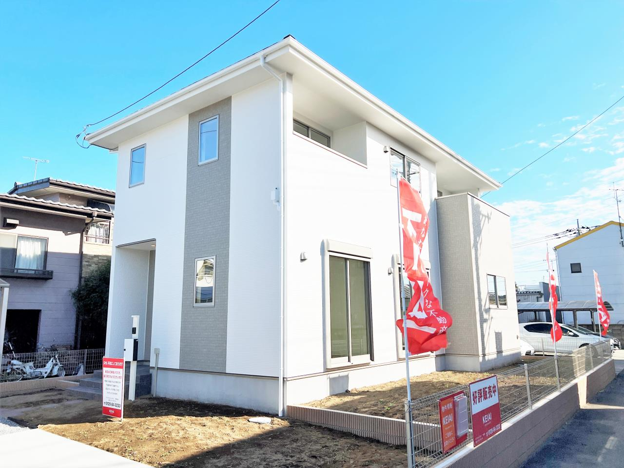 【KEIAI】 - FiT- 太田市高林南町6期 1号棟