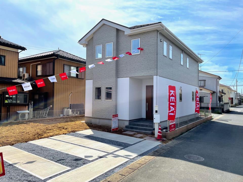 【KEIAI】 - FiT- 太田市藤久良町7期 1号棟