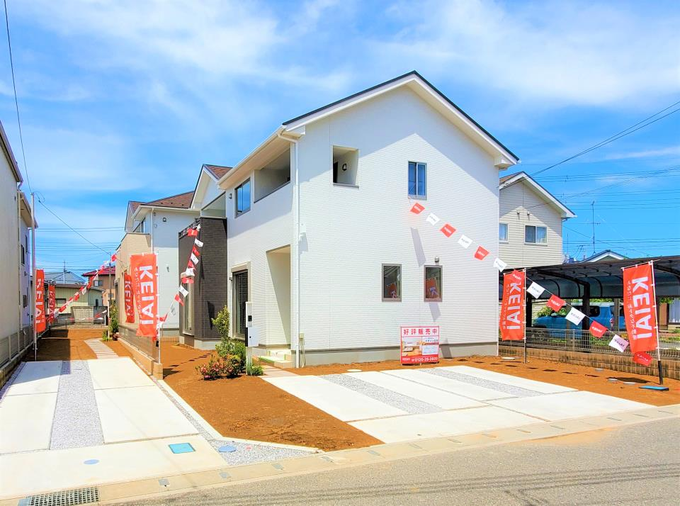 【KEIAI】 - FiT- 本庄市見福16期◆全2区画 ◇2号棟 本庄ハウジングセンター