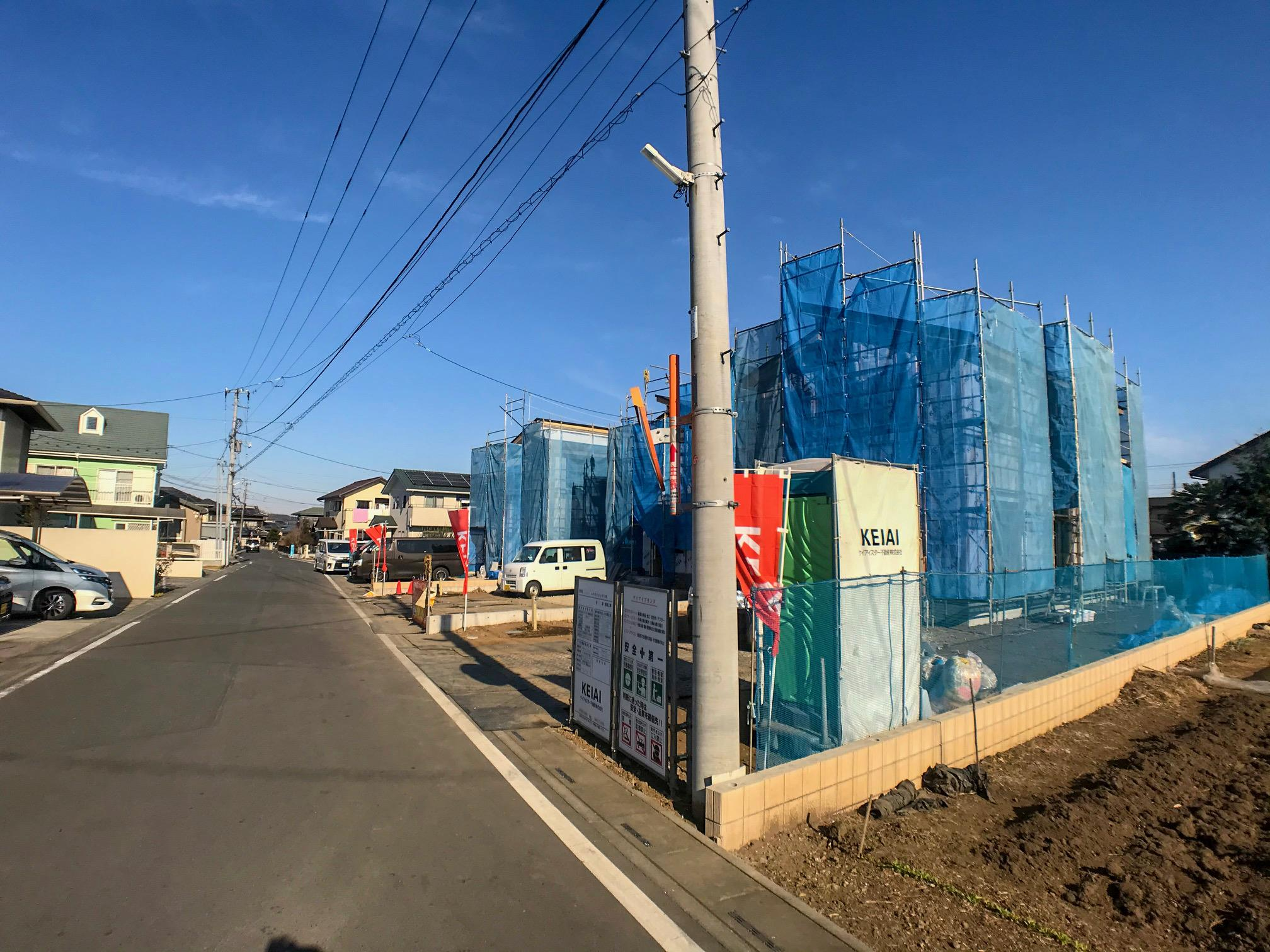 【KEIAI】 -Ricca- |入間郡毛呂山町3期|2号棟