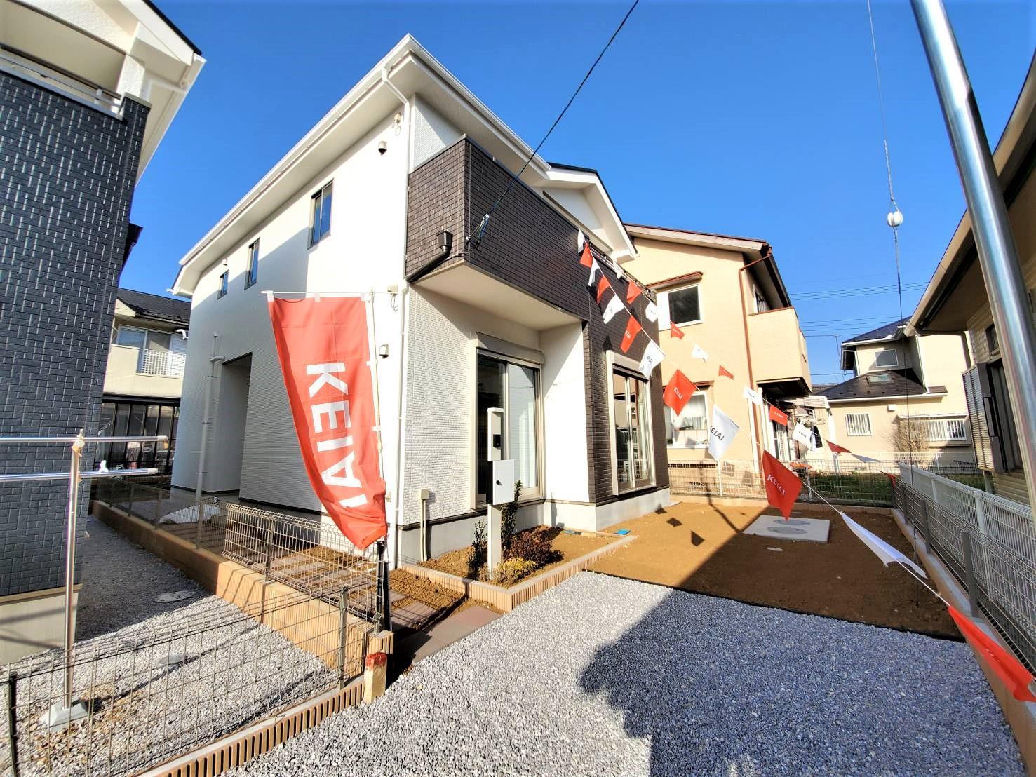 【KEIAI】 - FiT- 東松山市沢口町3期 2号棟