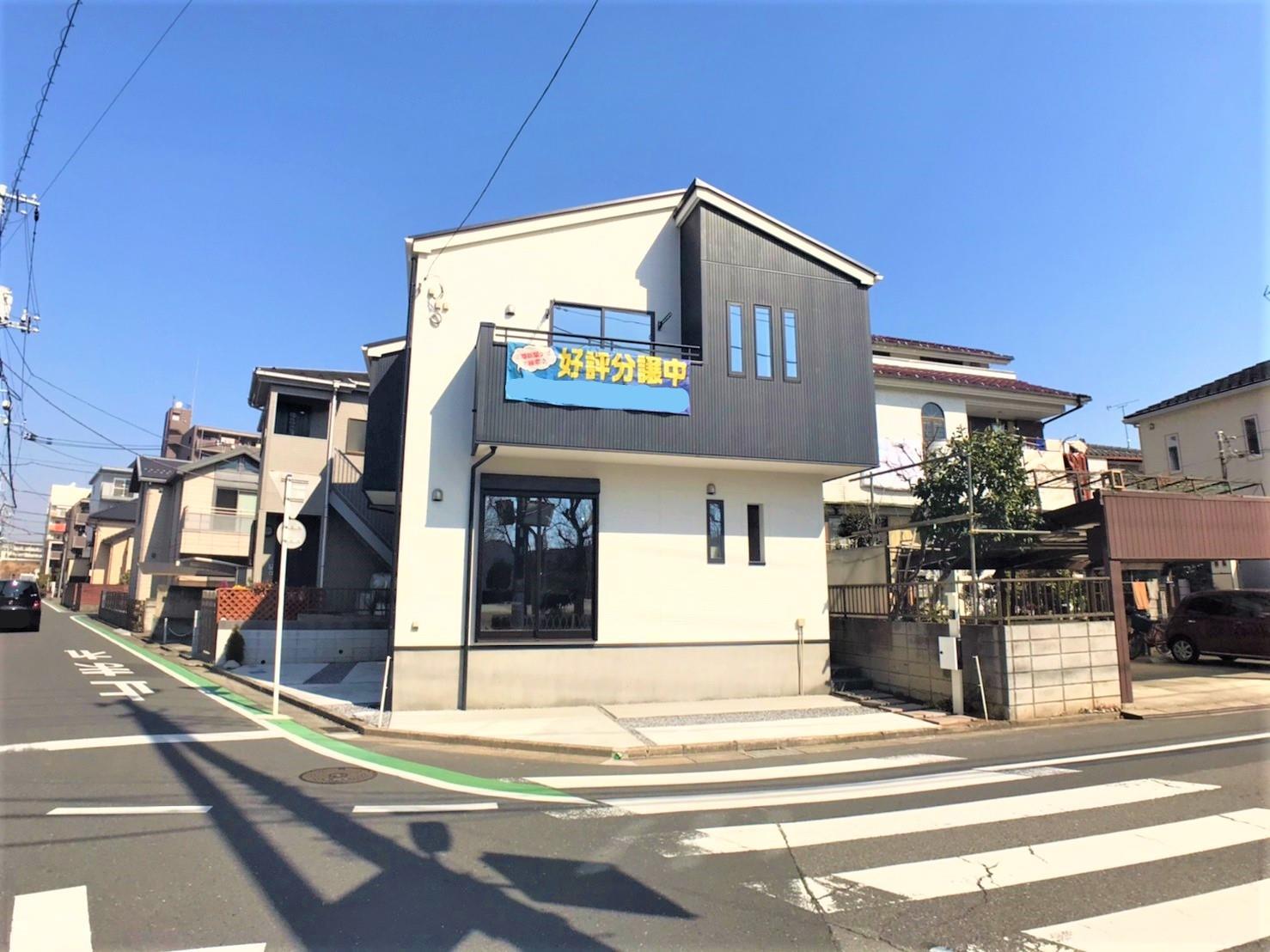 【KEIAI】 -Ricca- 三郷市三郷1期 1号棟