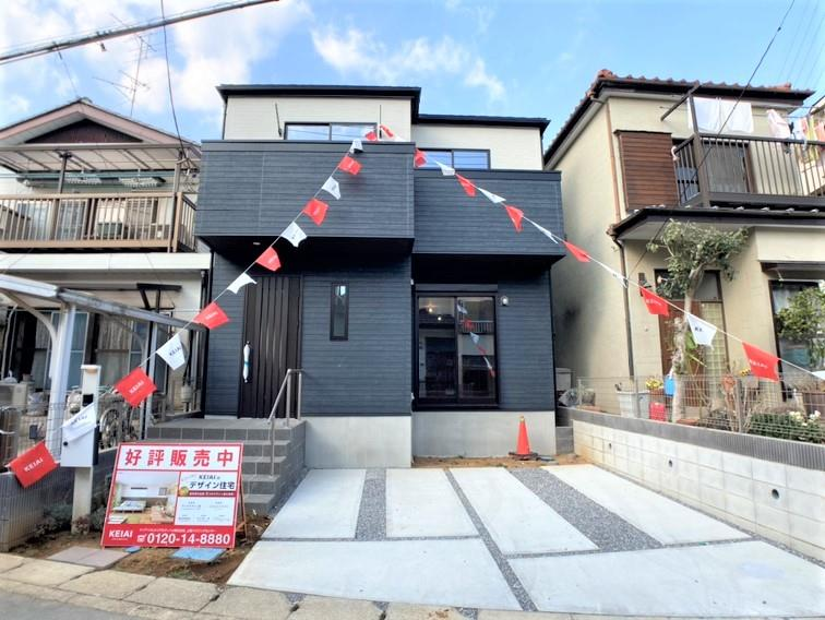 【KEIAI】 -和楽- 越谷市大泊7期 1号棟