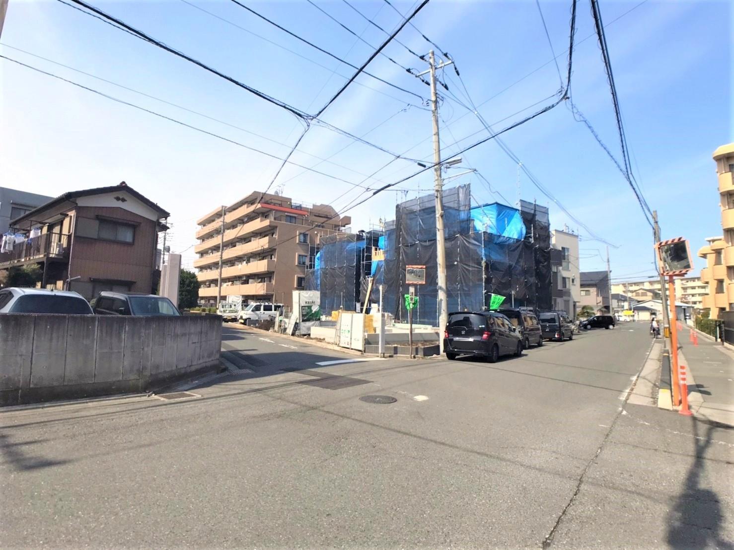 現地外観  ◆現地は、JR「西浦和駅」まで徒歩13分!通勤通学に便利な、利便性の高い立地です。