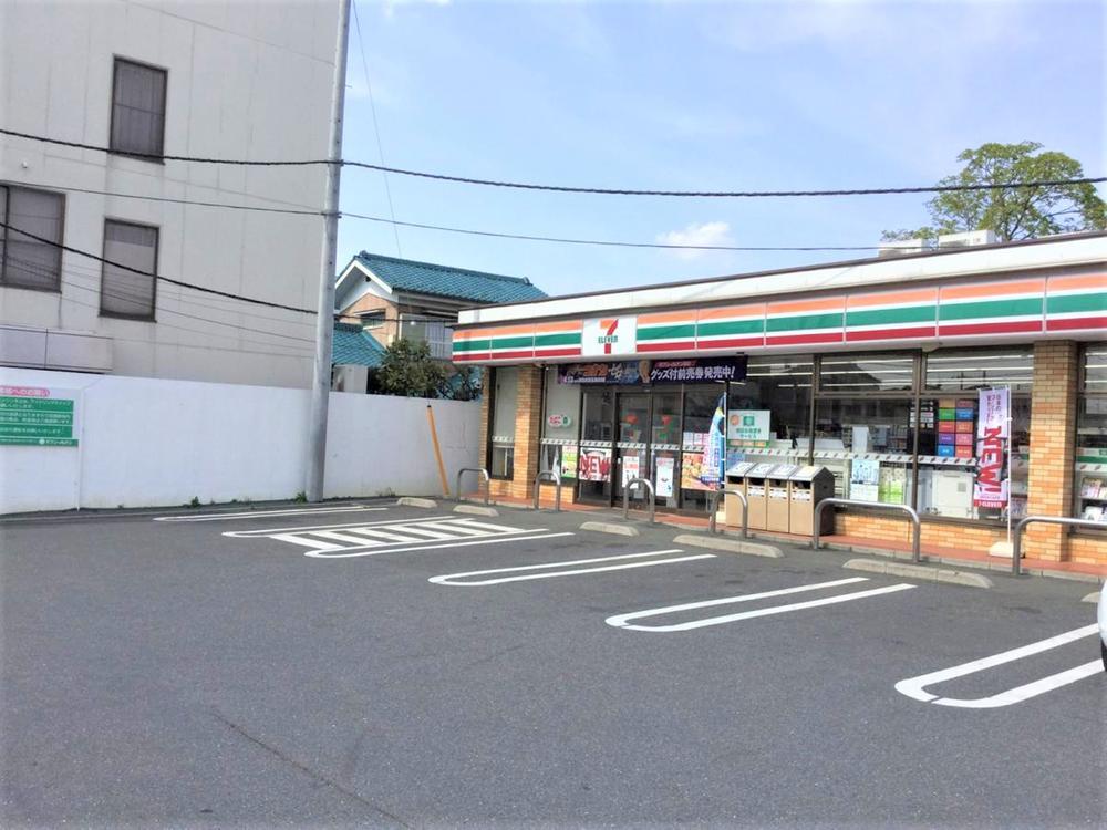 セブンイレブンさいたま太田窪店(セブンイレブンさいたま太田窪店まで400m)