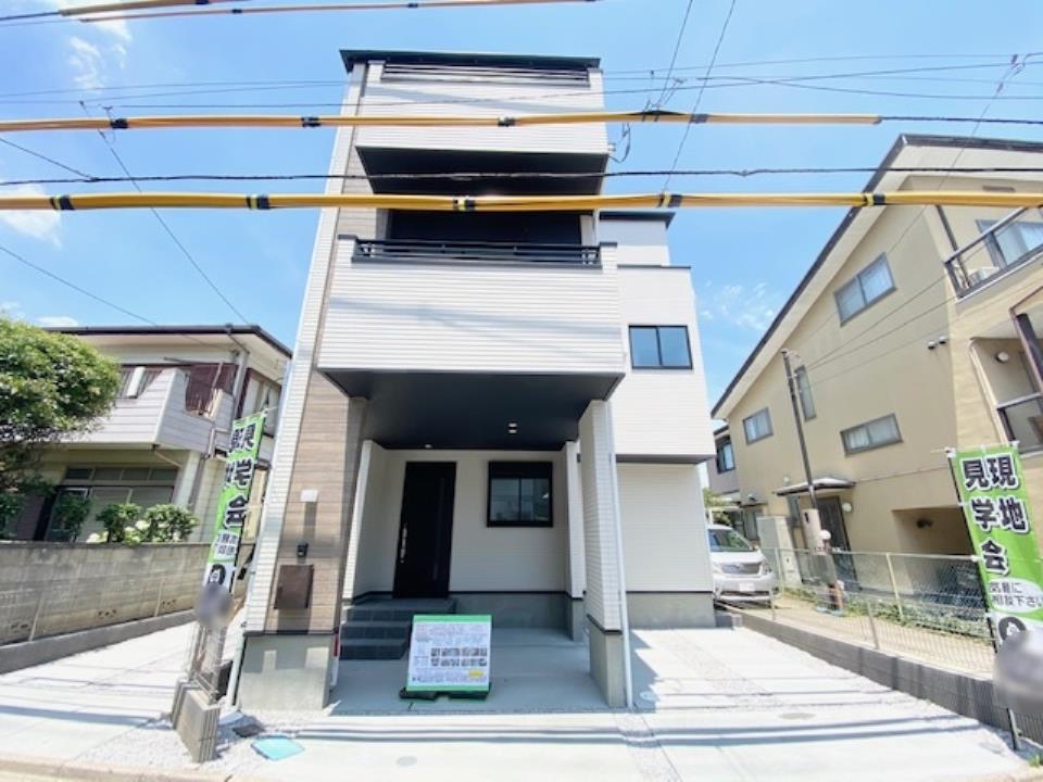 現地外観  ●現地は、「JR東浦和駅」まで徒歩15分!駅利用の方に嬉しい、利便性の高い立地です。
