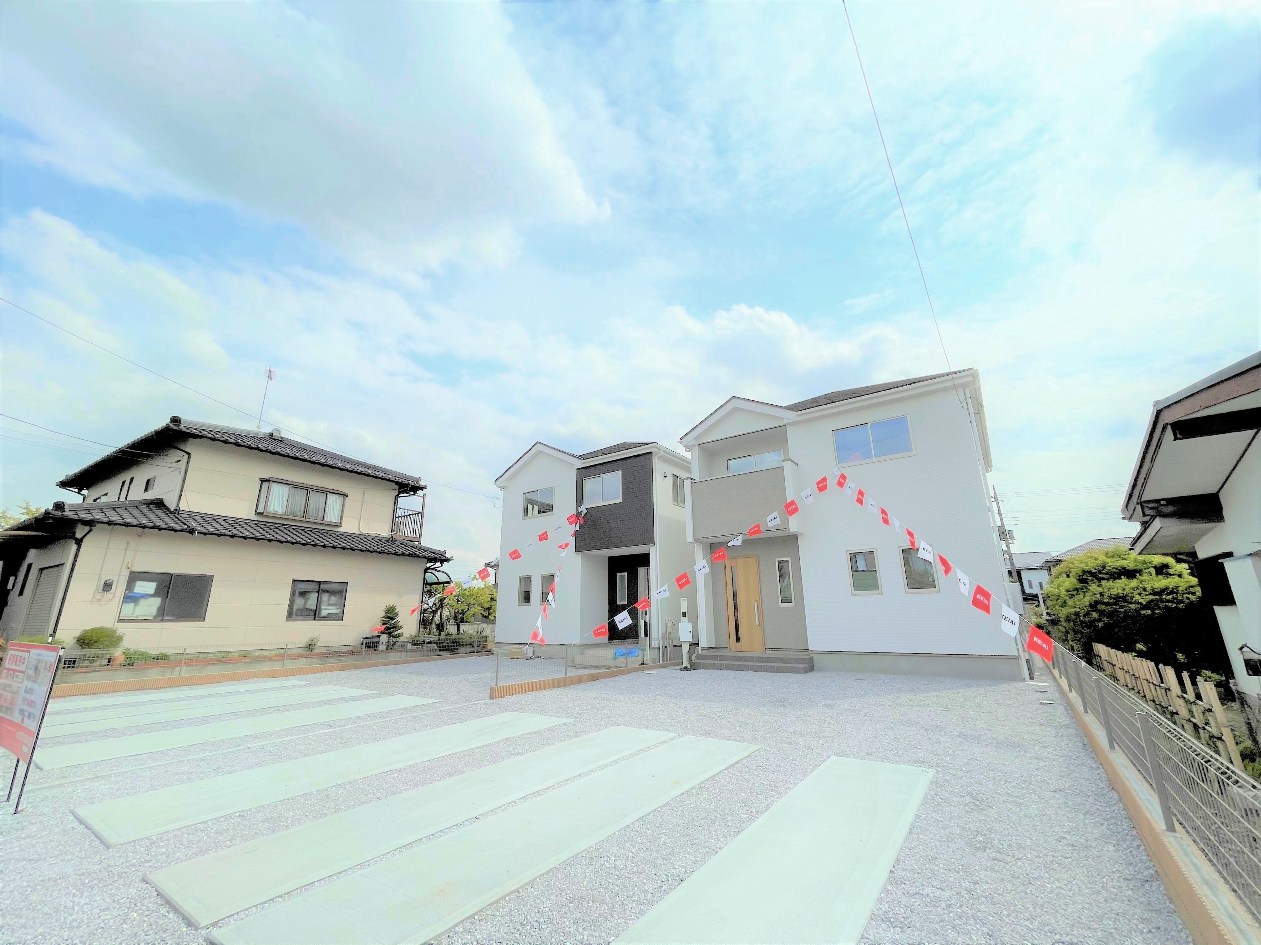 【KEIAI】 - FiT- 東松山市幸町3期◆2号棟 東松山ハウジングセンター