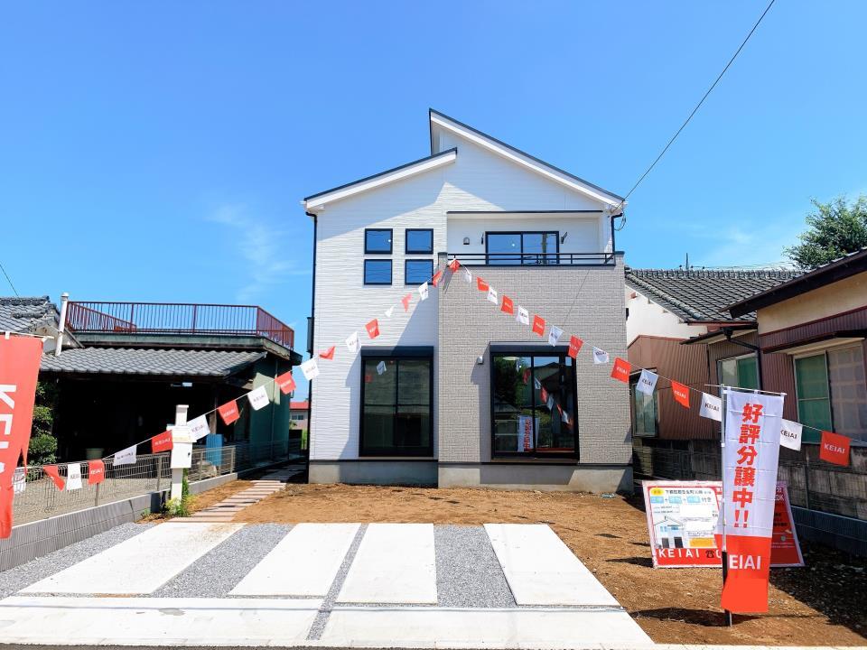 【KEIAI】 -Ricca- 下都賀郡壬生町30期 1号棟