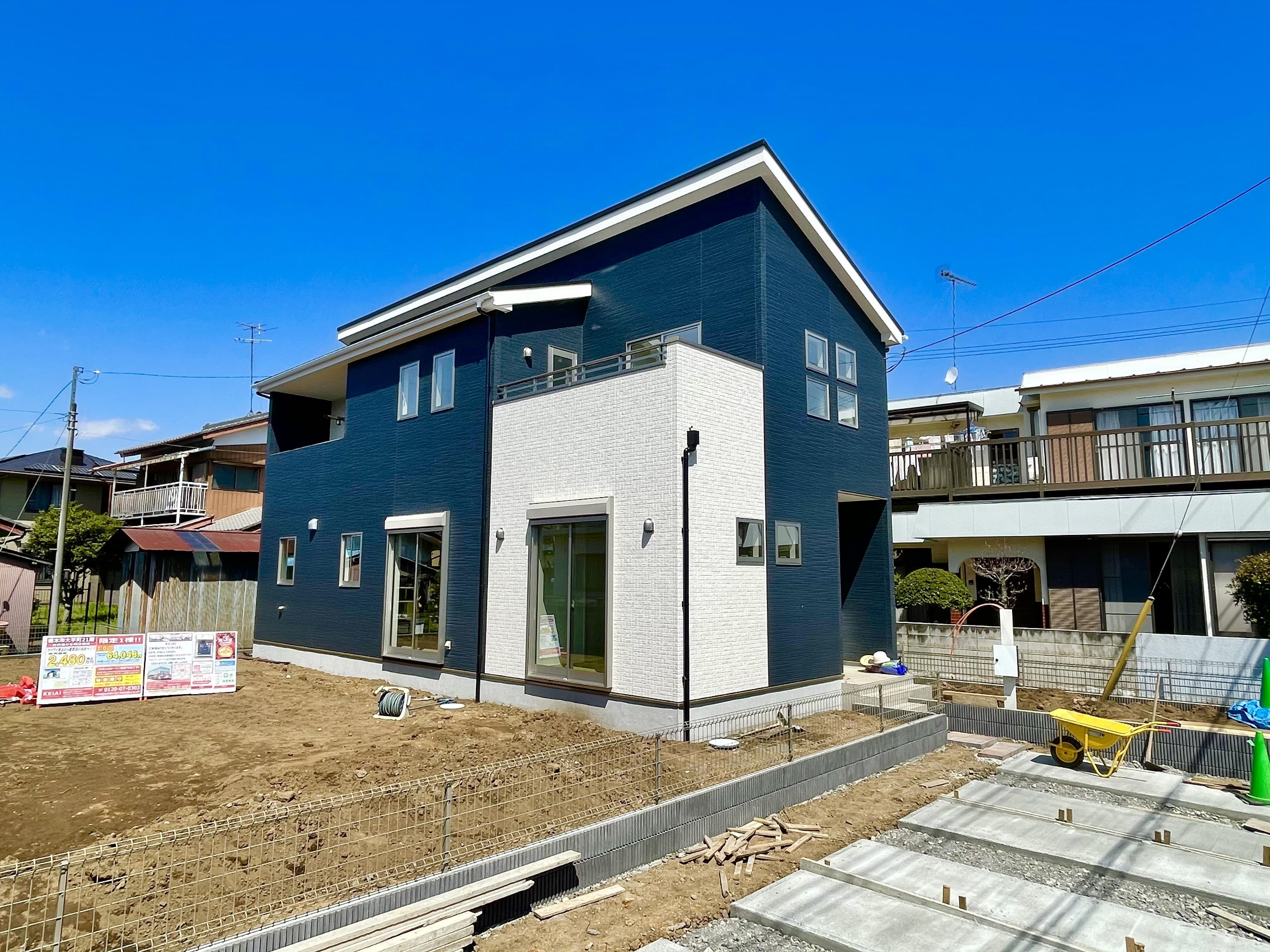 【KEIAI】 -Ricca- 栃木市大平町21期 1号棟