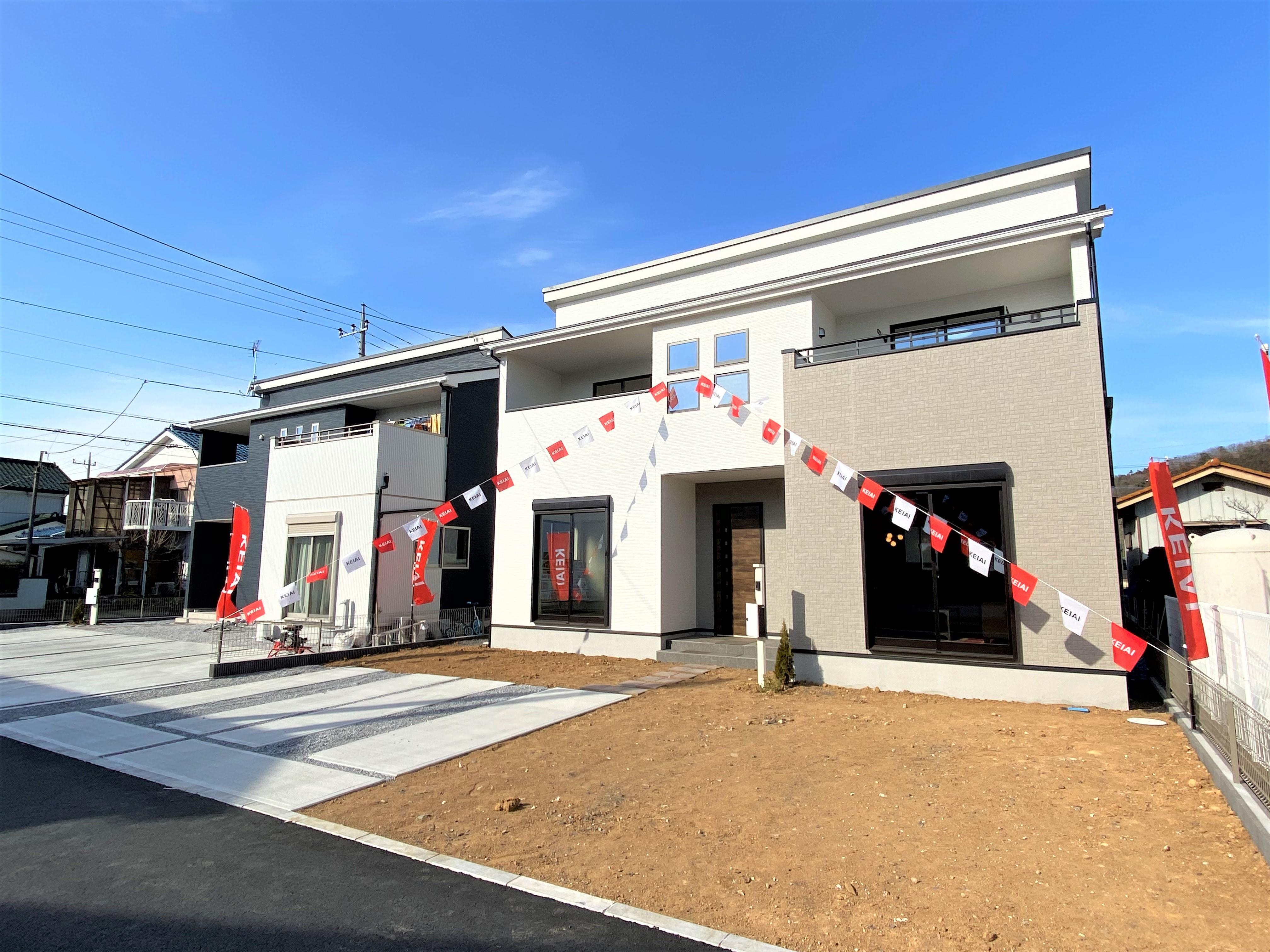 【KEIAI】 -Ricca- 佐野市奈良渕町6期 2号棟