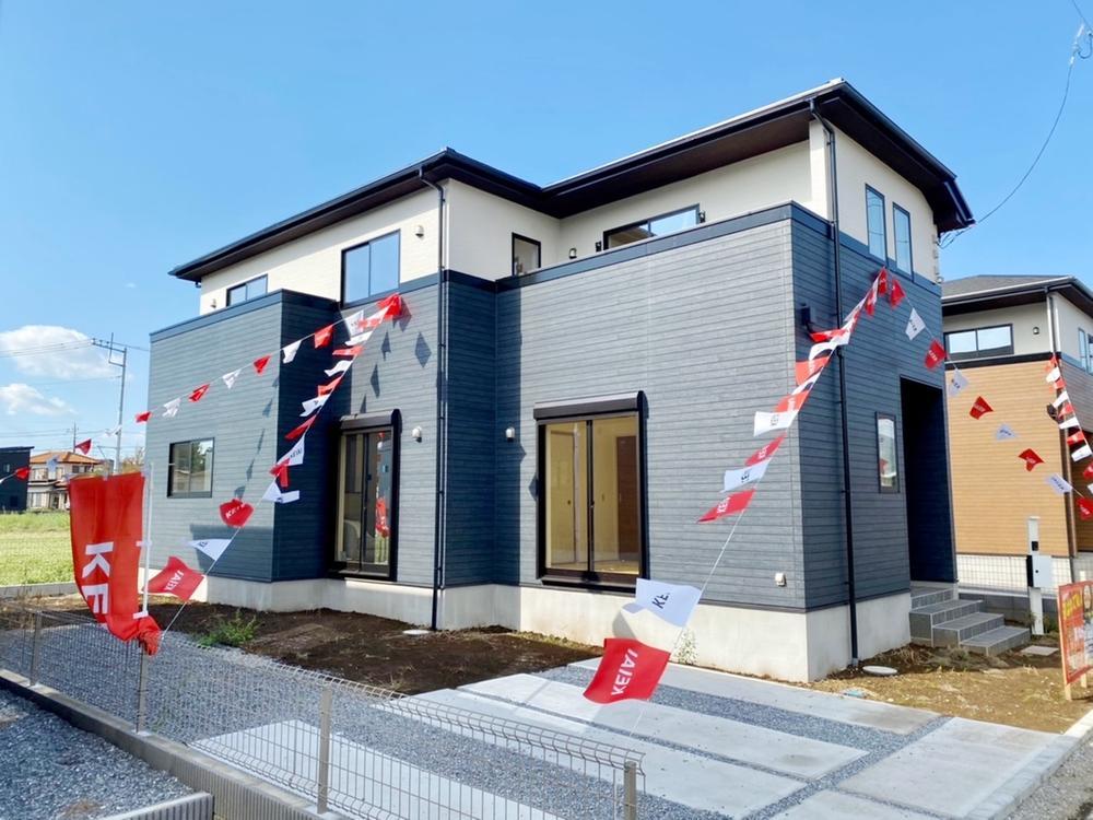 【KEIAI】 -和楽- 土浦市藤沢1期 3号棟