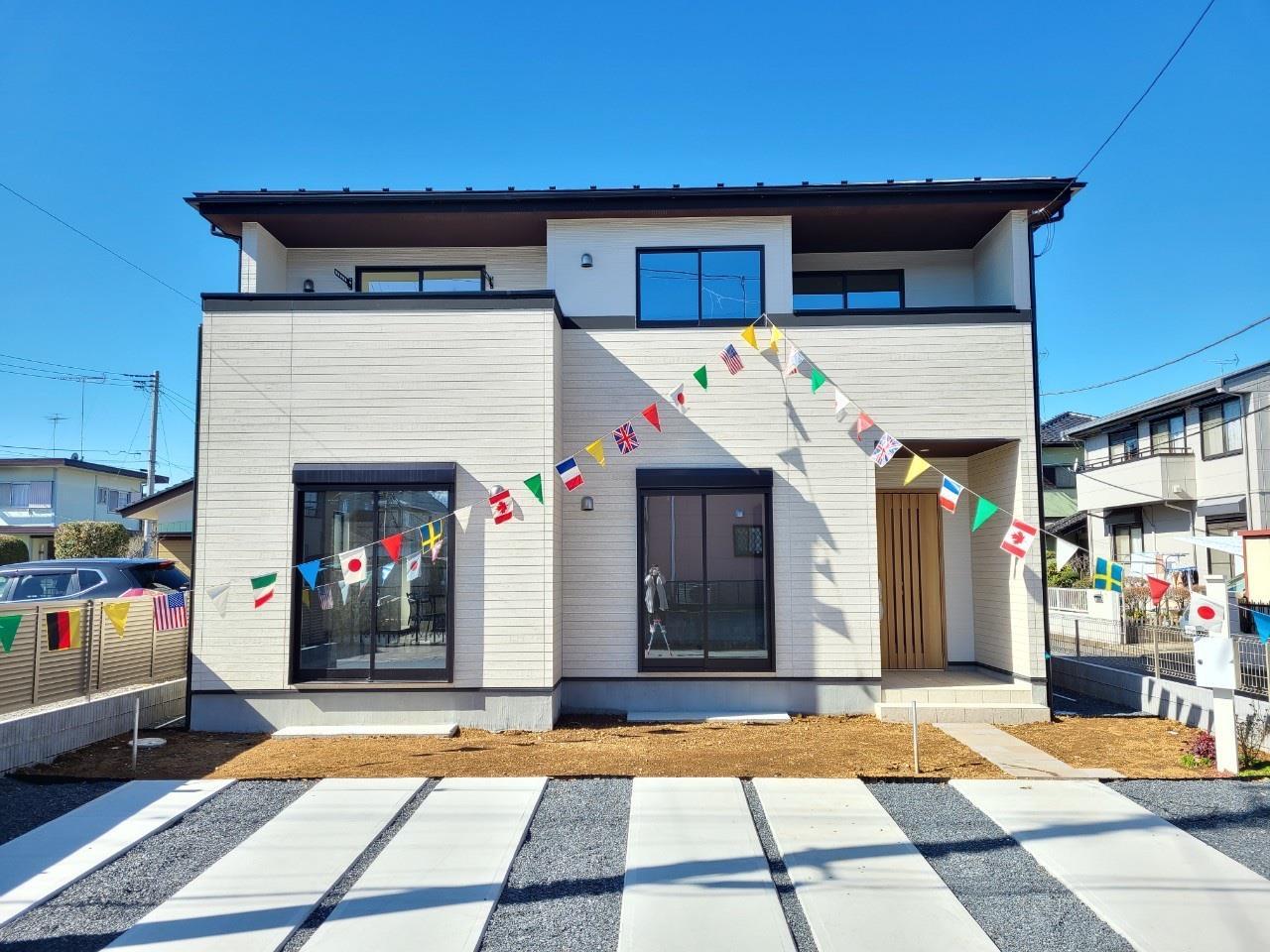 【KEIAI】 - FiT- 稲敷郡阿見町26期 1号棟