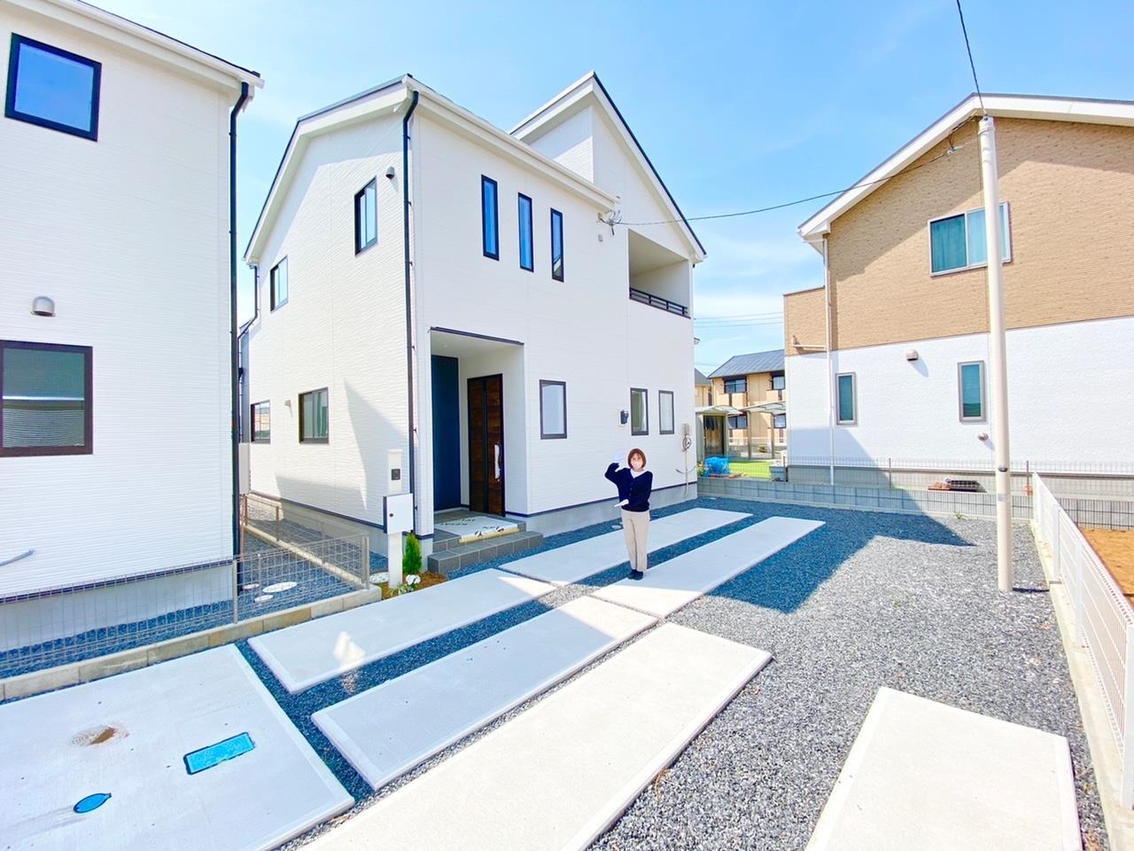【KEIAI】 -Ricca- 土浦市木田余西台2期