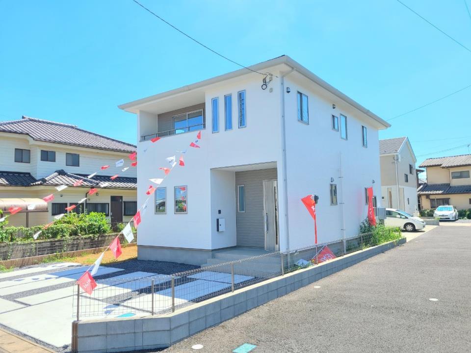 【KEIAI】 BIG HOUSE かすみがうら市稲吉東1期 1号棟