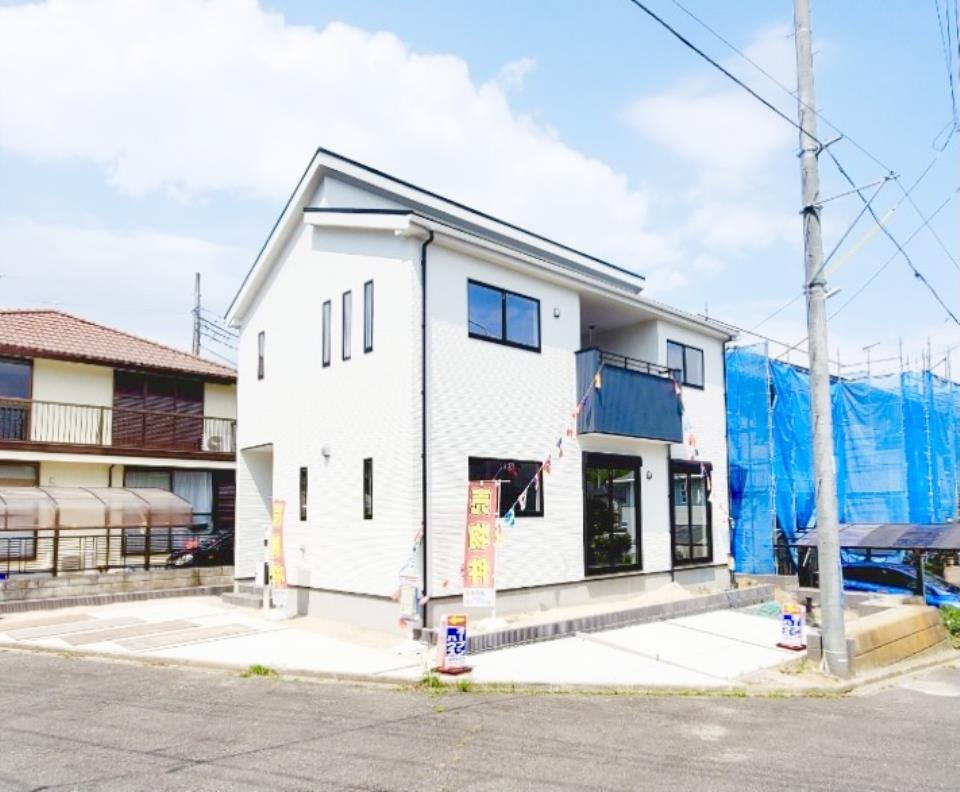 【KEIAI】 -Ricca- 土浦市永国東町2期 1号棟