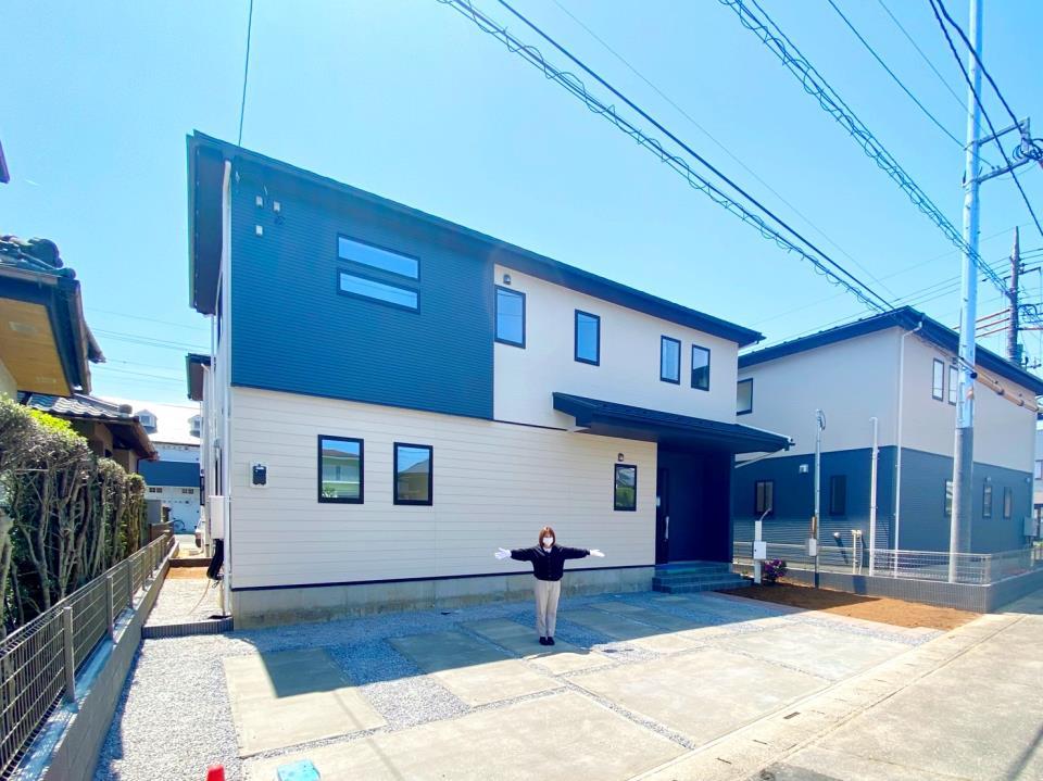 *外観|茨城県でのおうち探しはケイアイカーザスタイルつくばにお任せください!☆(2021年4月撮影)