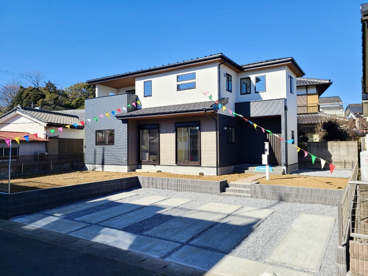 【KEIAI】 -和楽- 龍ケ崎市緑町2期 1号棟