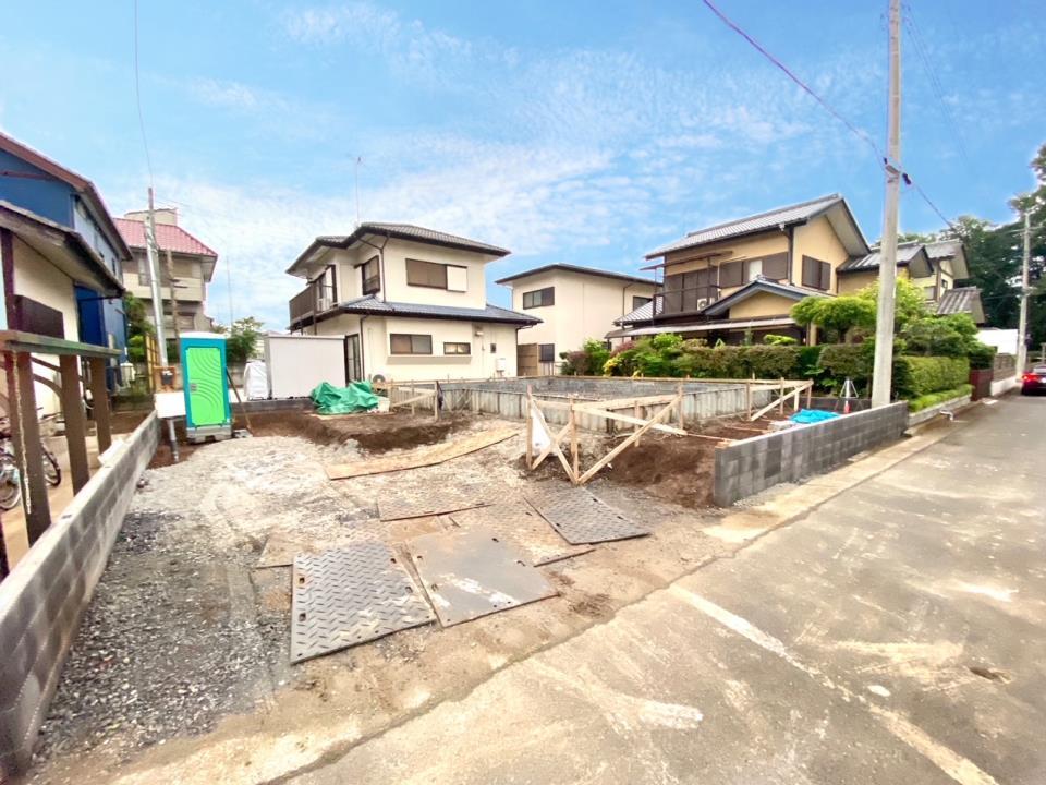 【KEIAI】 -Ricca- 水戸市見和3期 1号棟