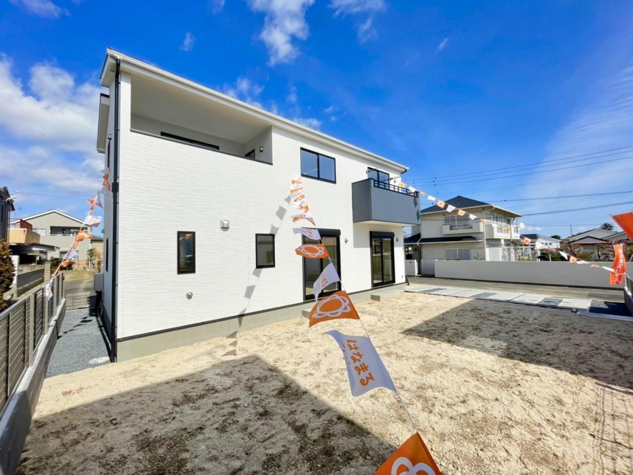 【KEIAI】 -Ricca- 日立市東金沢町3期 1号棟