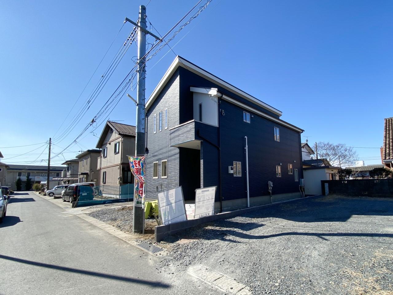 【KEIAI】 -Ricca- 水戸市笠原町4期 1号棟