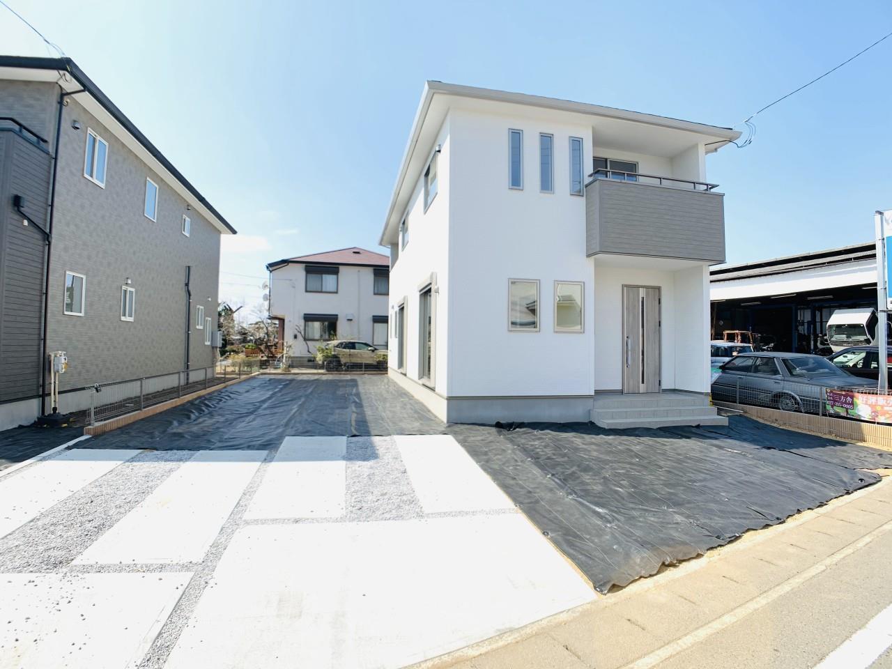 【KEIAI】 BIG HOUSE 高崎市貝沢町1期|全2棟