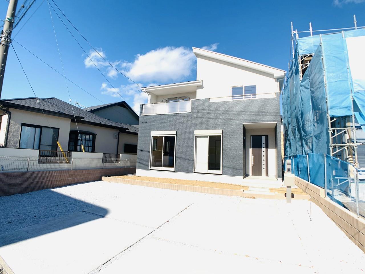 3号棟|女性設計士が設計した収納充実のデザイン住宅。
