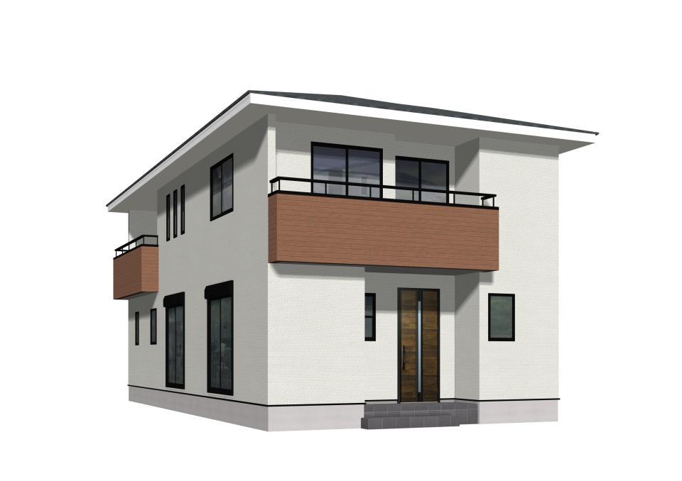 【KEIAI】 BIG HOUSE 高崎市中豊岡町1期|全3棟