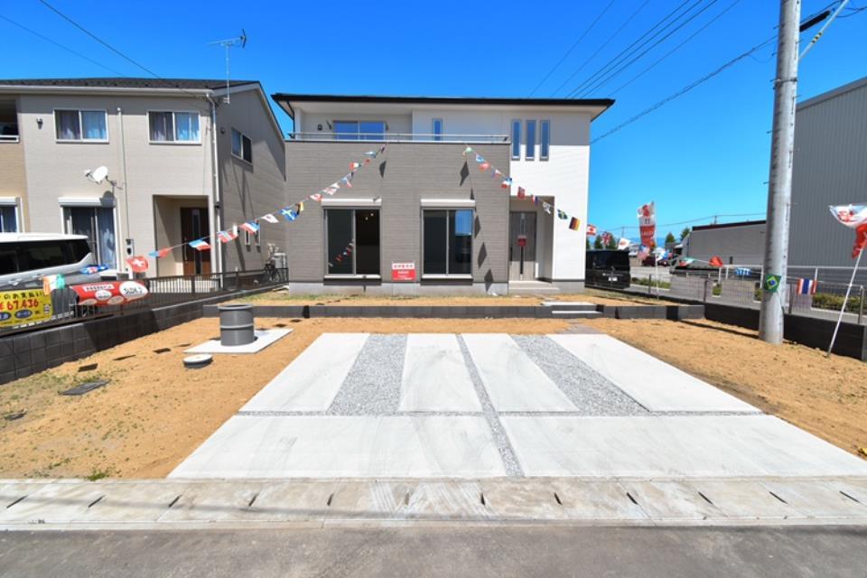【KEIAI】 BIG HOUSE 伊勢崎市西久保町2期
