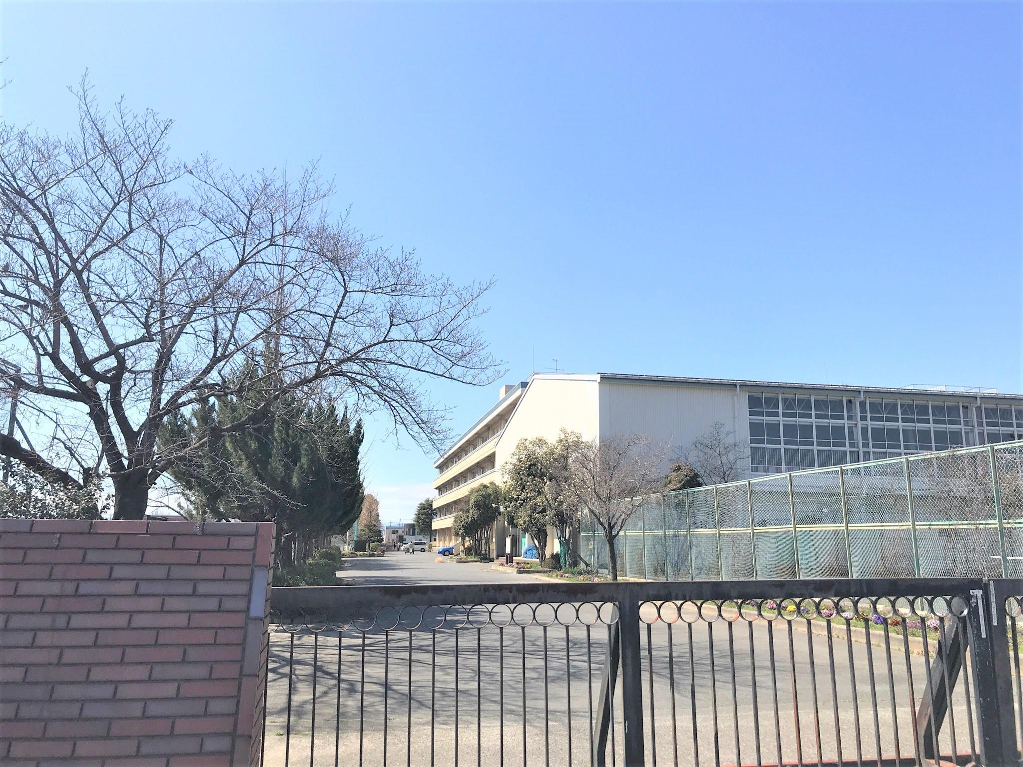 太田市立城西中学校(太田市立城西中学校まで2014m(徒歩26分))