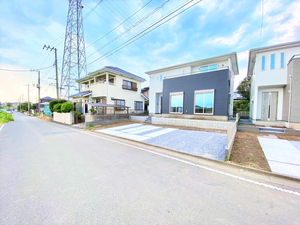 【KEIAI】 BIG HOUSE 栃木市藤岡町1期