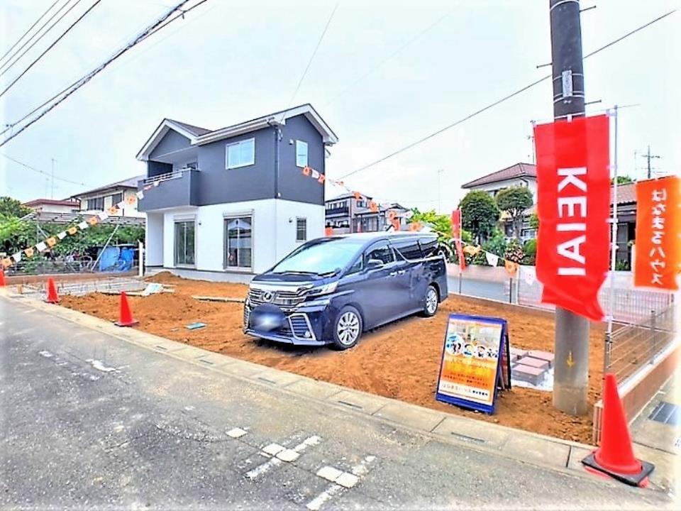 【KEIAI】 - FiT- 行田市西新町3期 1号棟