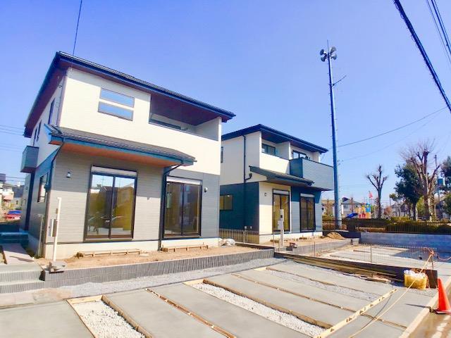 【KEIAI】 -和楽- 龍ヶ崎市藤ヶ丘5期 1号棟