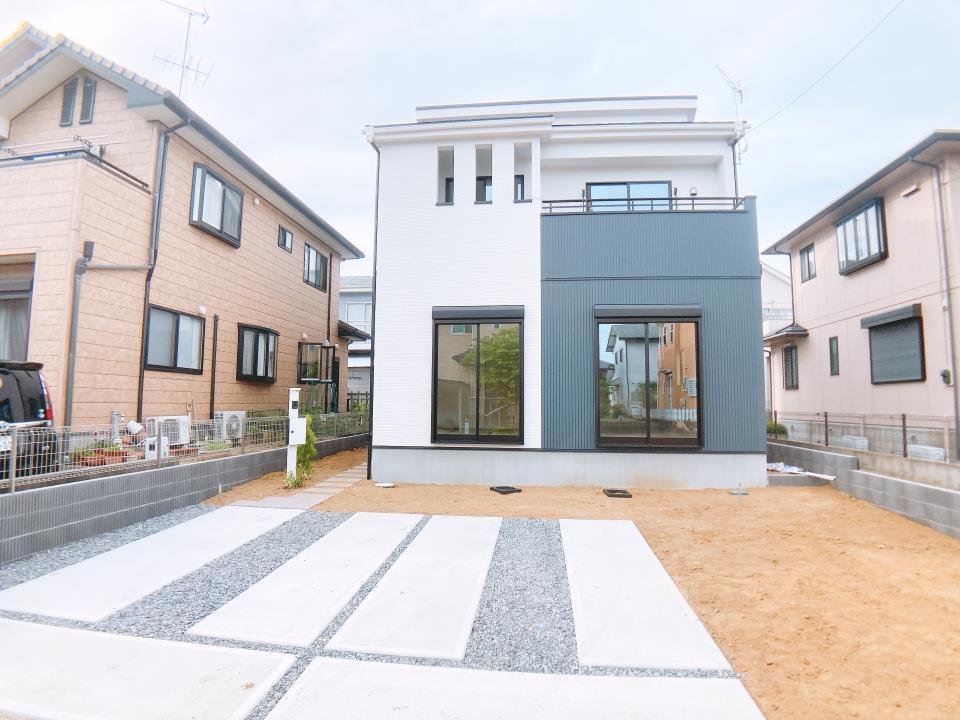 【KEIAI】 -Ricca- 龍ヶ崎市藤ヶ丘6期 1号棟